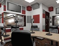 Architecture Project / Emisora radio