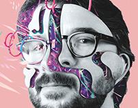Aaron Dignan Portrait Magazine Cover