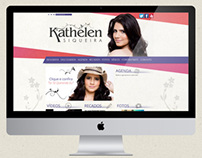 Kathelen Siqueira Website