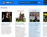 Site WEB News
