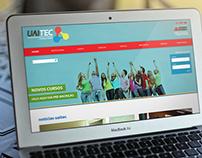 UAITEC - Site (2012)