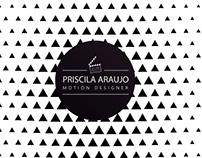 DEMO REEL Priscila Araujo