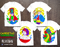 T-Shirt Carnaval Barranquilla 2016