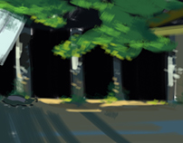 Scenery Color Testing