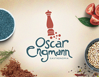 Branding - Oscar Engmann