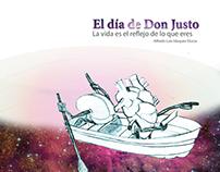 El día de don Justo, libro álbum