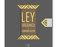 LEY ORGÁNICA DE LA COMUNICACIÓN -ECUADOR 2014