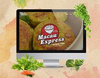 Gnomostudios Vzla: Diseño Web Macau Express - Panamá