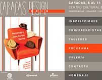 Caracas Design. Diseño web
