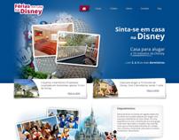 Ferias em casa na Disney