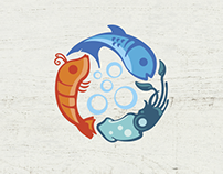 Mar de Mares - Logo e Identidad corporativa