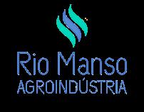 Identidade Visual Rio Manso Agroindústria Ltda.
