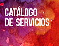 Muestra Catálogo Empresa ICP