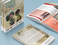 """Design Book """"La Guía de Juana y Mateo"""""""
