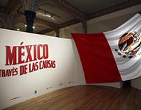 Mexico a través de las Causas. Exposición
