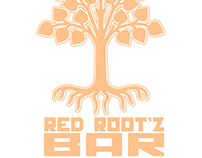 Logo do Red Roo'z Bar