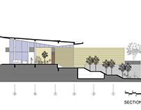Architectural Sections / Secciones Arquitectónicas