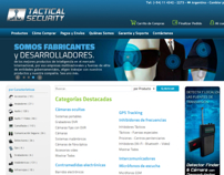 Tactical Security - Frontend