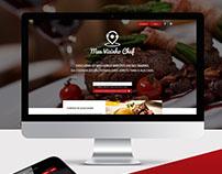 Meu Vizinho Chef - Website, Logo