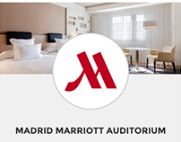 BLOG Hotel Marriott Madrid