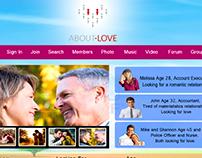 Diseño de pagina web para concurso