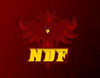 Logo E-sports - Ninho Da Fênix