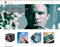 Web - Wordpress Ecommerce