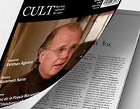 """""""CULT"""" Revista Cultural"""