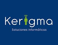 KERIGMA branding/ imagen corporativa