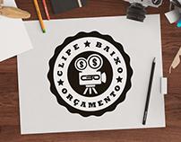Criação de Logo Clipe Baixo Orçamento
