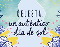Celesta • Social Media •