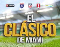 Flyer | El clásico de Miami | Miami Fusion FC