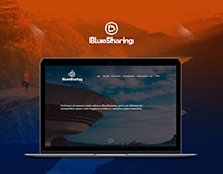 BlueSharing Website