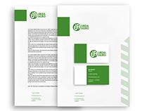 Urda Agro - Diseño de marca y papelería