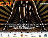 CIAF Congreso Internacional de la Actividad Física
