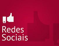 Design: Redes Sociais - Singer