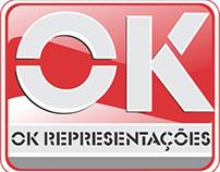 Logo Ok Representações