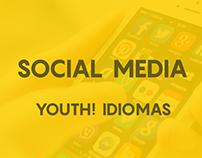 Social Media - Youth! Idiomas