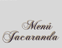 Carta Jacaranda