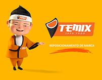Reposicionamento de marca KoniMix/Temix