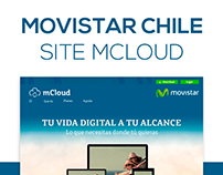 Movistar Chile - Site