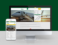 Premier Air - Website