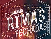 Programa Rimas Fechadas