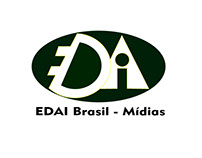 Criação de logo para EDAI Brasil mídias