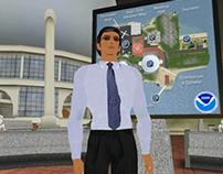Mundo virtual para aprender a crear empresa