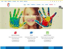 Website para escola