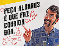 Albarus Sales Campaign | Dana Corporation