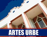 Artes URBE (Afiches, mailing, pendones)