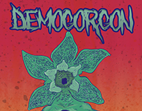 Demogorgon - Poster