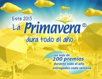 Promoción BTL Primavera®